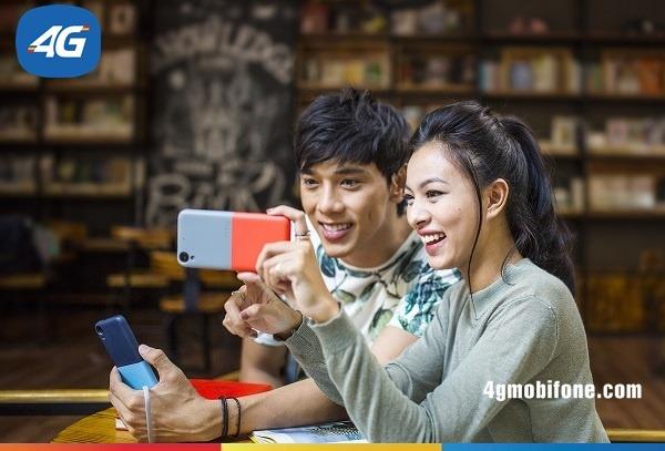 Đăng ký 4G Mobifone nhận ngay Data 4G cực khủng