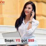 gói Y5 Mobifone