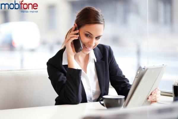 gói cước gọi nội mạng Mobifone