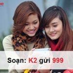 Gói K2 Mobifone