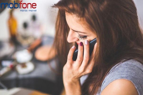 gói khuyến mãi gọi nội mạng Mobifone