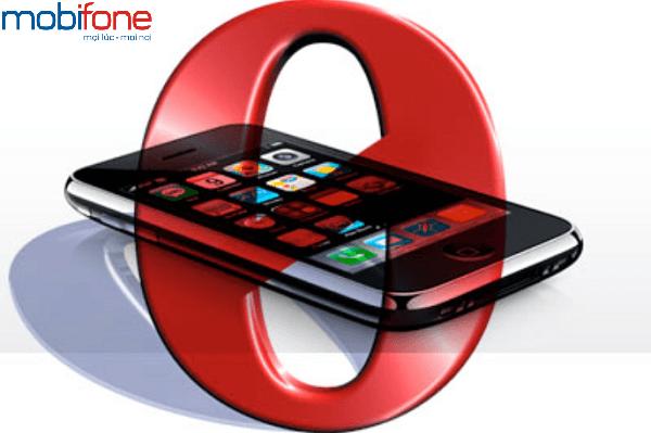gói cước Opera Mini Mobifone