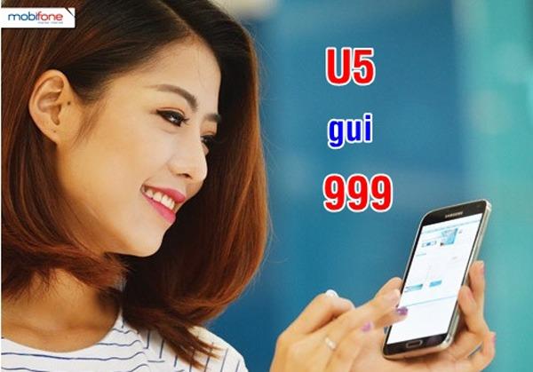 Gói U5 Mobifone