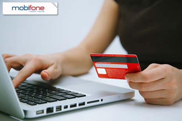 mobifone khuyến mãi nạp thẻ trực tuyến