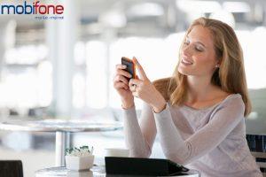 Mobifone tặng 50% thẻ nạp