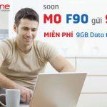gói cước F90 Mobifone