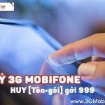 Hướng dẫn cách hủy 3G Mobifone, huỷ gia hạn gói 3G Mobifone