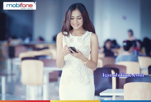 Đăng ký gói cước 30TS Mobifone nhận 3.000MB Data