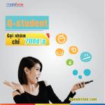 Cách đăng ký gọi nhóm sinh viên Mobifone