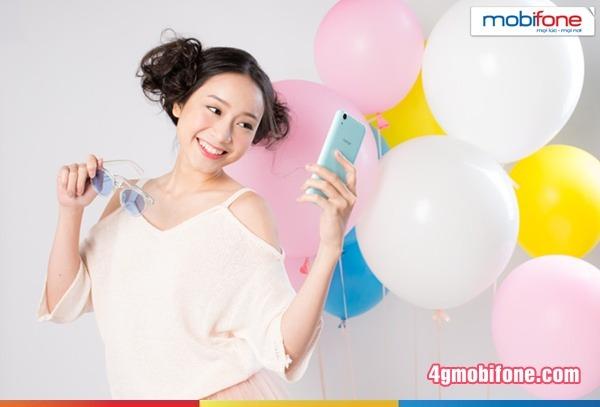 Mobifone khuyến mãi ngày 1/6 trên toàn quôcs