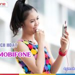 Hướng dẫn Cách kích hoạt Sim Mobifone mới mua