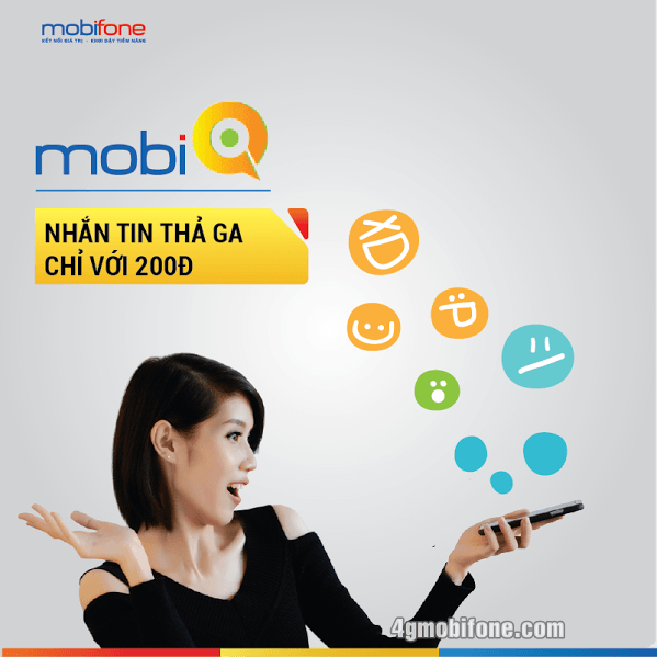 Gói cước MobiQ Mobifone ưu đãi cao