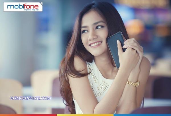 Gói cước trả trước của Mobifone mới nhất 2017