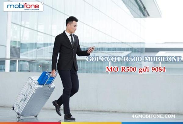 Thông tin Gói cước R500 Mobifone