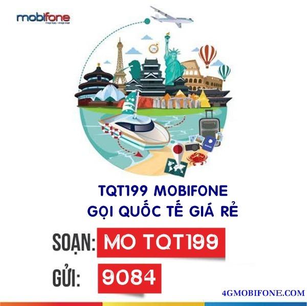 Thông tin Gói TQT199 Mobifone