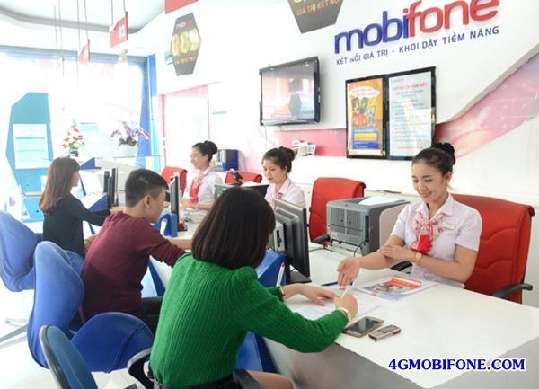 Địa chỉ Phòng giao dịch Mobifone tại Hà Nội