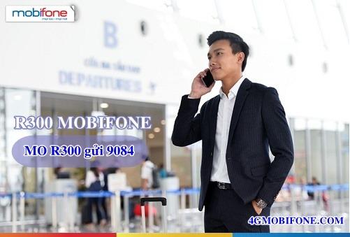 Đăng ký Gói cước R300 Mobifone