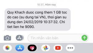 Cách mua thêm dung lượng 3G Mobifone tốc độ cao