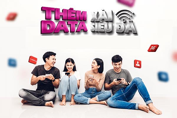 Cách mua Data 4G Mobifone tốc độ cao