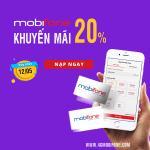 Chương trình Khuyến mãi Mobifone 12//5/2018