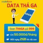 Đăng ký gói THAGA Mobifone