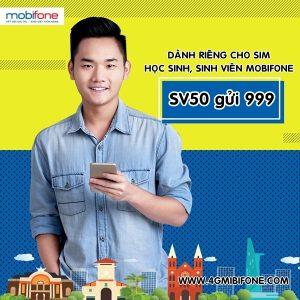 Đăng ký gói SV50 Mobifone gọi thả ga, nhắn tin tối đa chỉ với 50.000đ
