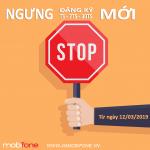 Mobifone ngừng cung cấp gói Thạch Sanh