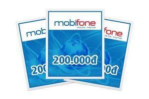 Cách nạp thẻ cào Mobifone bị hỏng, mất số