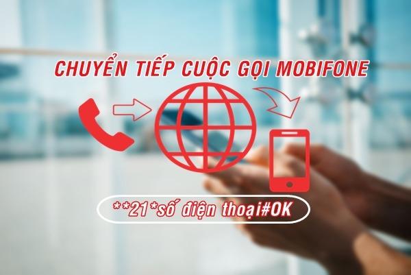 Chuyển tiếp cuộc gọi Mobifone