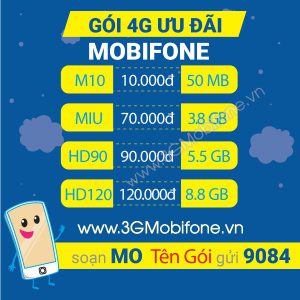 Mobifone khuyến mãi ngày 2/10/2019 tặng 20% thẻ nạp