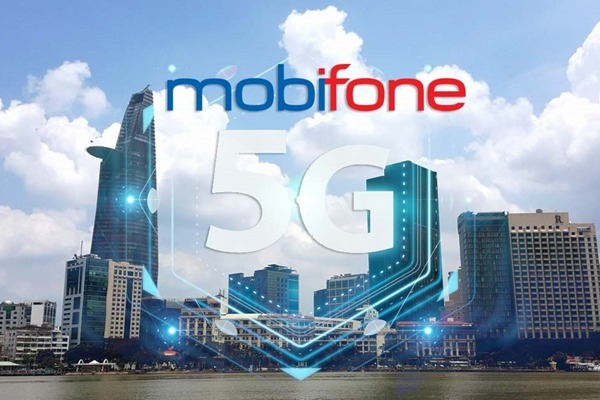 Cập nhật vùng phủ sóng mạng 5G Mobifone