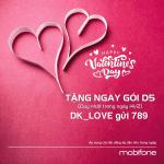 Mobifone miễn phí cước đăng ký gói D5 Mobifone